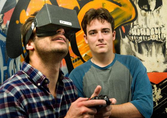Zenimax Media и id Software подали в суд на Палмера Лаки и Oculus VR