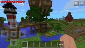 Minecraft в VR на Android? Хмм…