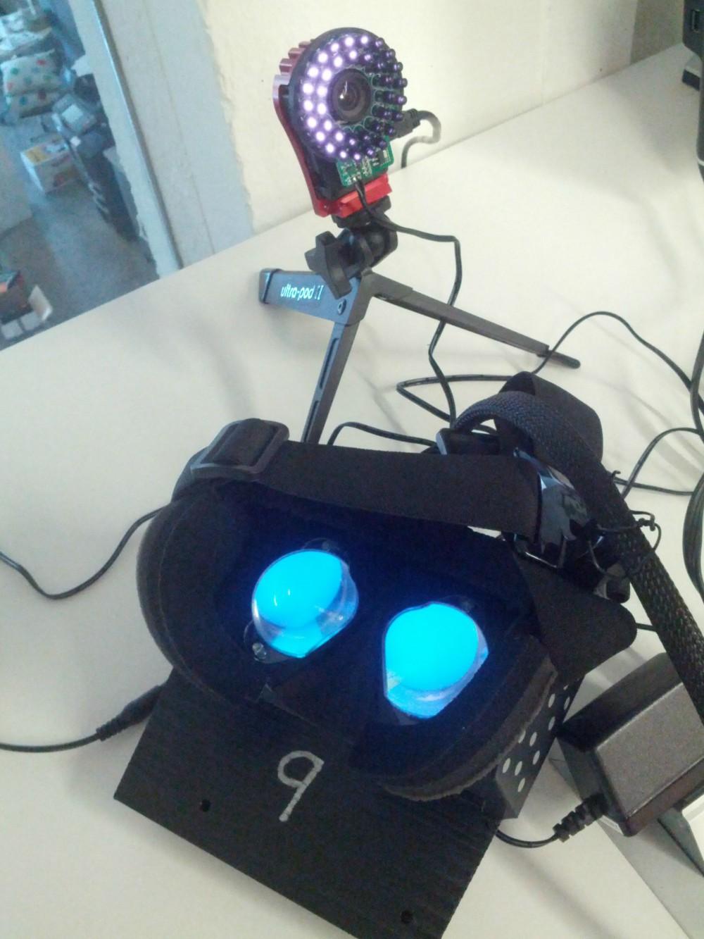 VR-шлем от Valve