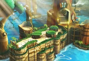 Lucky's Tale —красочный платформер, заметно выделяющийся из множества игр от первого лица, доступных для Oculus Rift