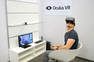 Oculus VR Valve