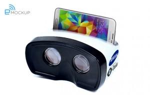 Как может выглядеть VR-шлем от Samsung?