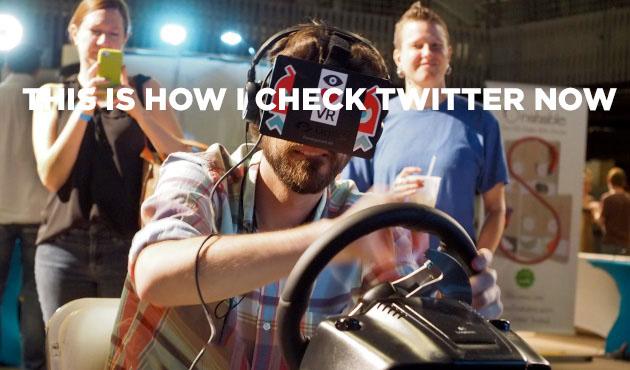 Chrom будет поддерживать OculusRift