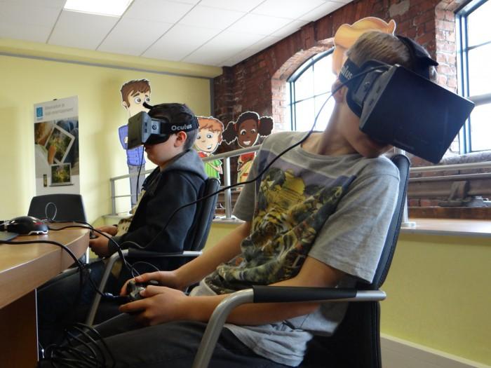 Oculus VR теперь часть Facebook