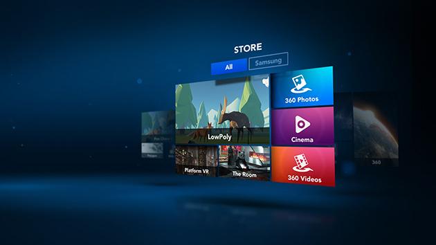 Магазин VR-контента