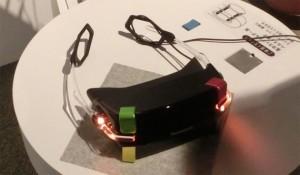 Panasonic: прототип VR-очков