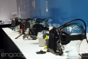 Прототипы VR-шлемов от Valve на GDC 2015
